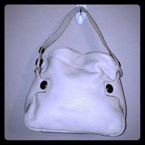 Marc Jacob leather cream handbag